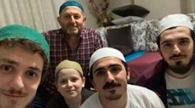 Abdulkadir Ömür'den teravih paylaşımı