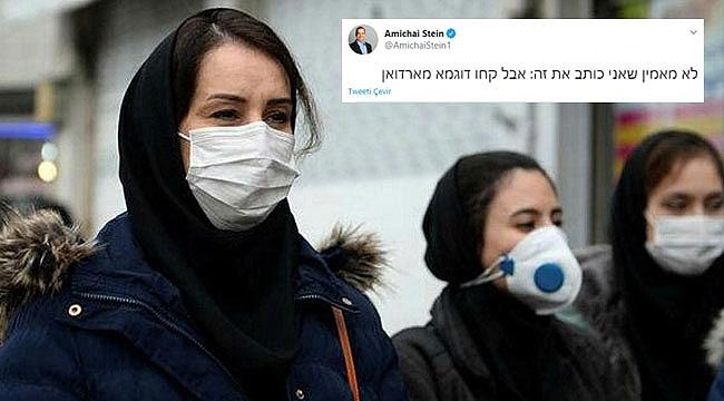 İsrailli gazeteciden Erdoğan itirafı