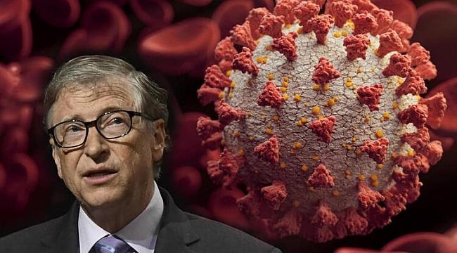 Koronavirüsü Bill Gates çıkardı iddiası!