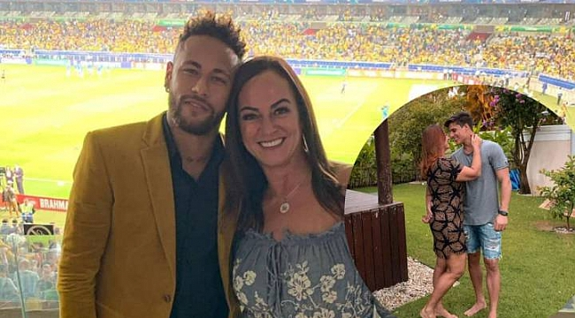 Neymar'ın annesi genç sevgilisinden ayrıldı!
