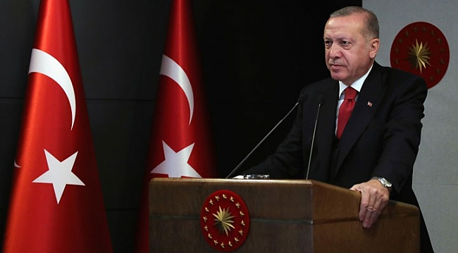 Cumhurbaşkanı Erdoğan normalleşme planını açıkladı!