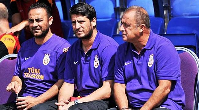 Galatasaray'da Hasan Şaş görevden ayrıldı!