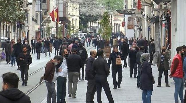 İstanbul'da meydanlar doldu taştı!