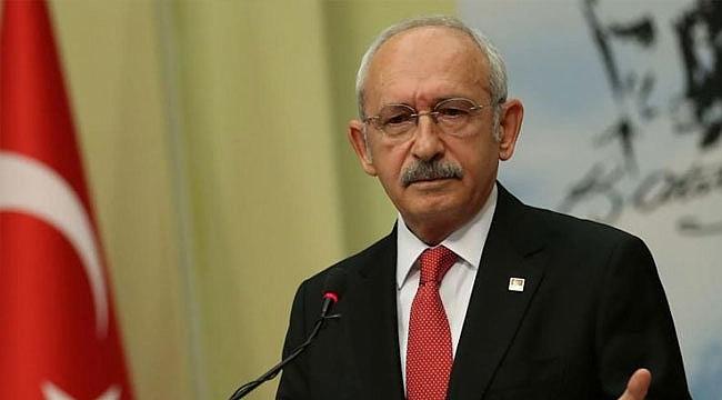 Kemal Kılıçdaroğlu'ndan İslam ülkelerine üniversite eleştirisi