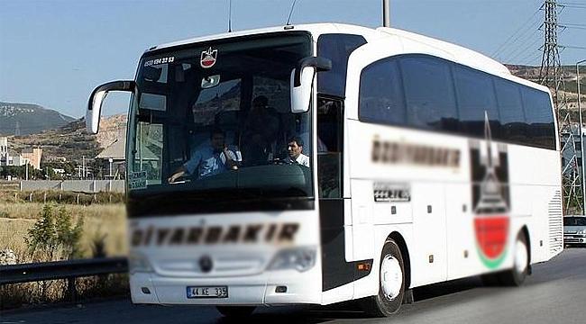 İstanbul-Diyarbakır otobüs hattında koronavirüs paniği!