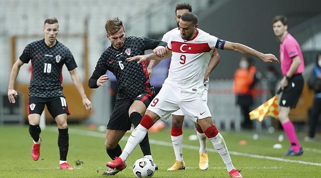 A Milli Takımımız, Hırvatistan ile 3-3 berabere kaldı