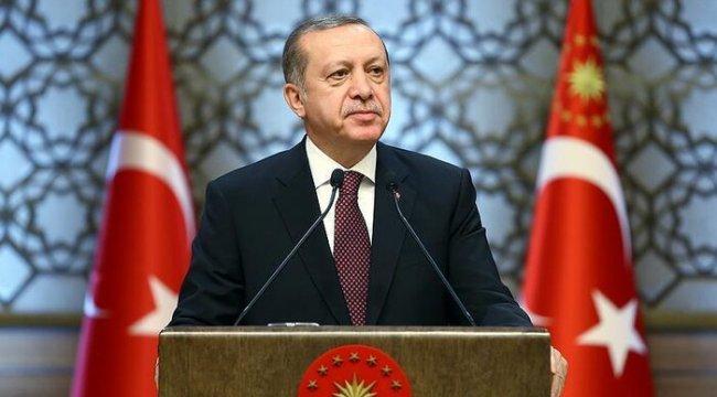 Cumhurbaşkanı Erdoğan'dan 'Öğretmenler Günü' mesajı