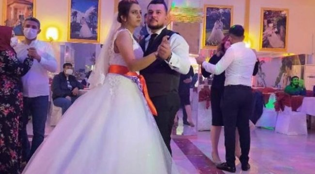 Gelin düğününden 4 gün sonra koronavirüsten yaşamını yitirdi
