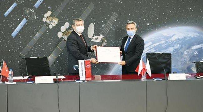 Türkiye Sigorta, Türksat uydularını sigortaladı