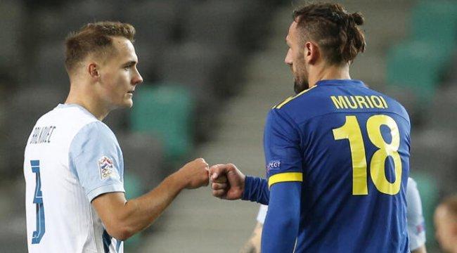 Vedat Muriqi'nin golü Kosova'ya yetmedi