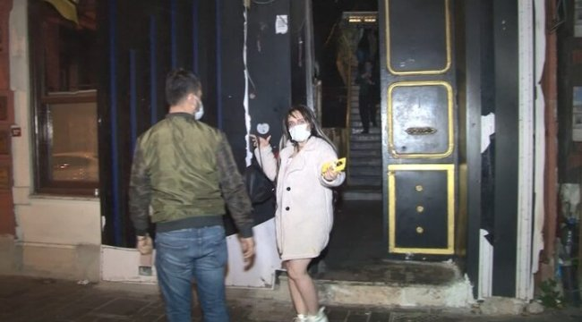 Eğlence mekanına koronavirüs baskını: 40 kişiye 120 bin TL ceza