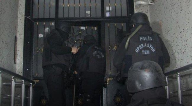 İstanbul'da terör örgütü DEAŞ'a yönelik operasyon: Çok sayıda gözaltı var