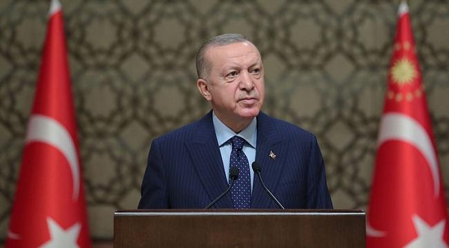 Cumhurbaşkanı Erdoğan: Türkiye'ye güvenen yatırımcılara teşekkür ederiz