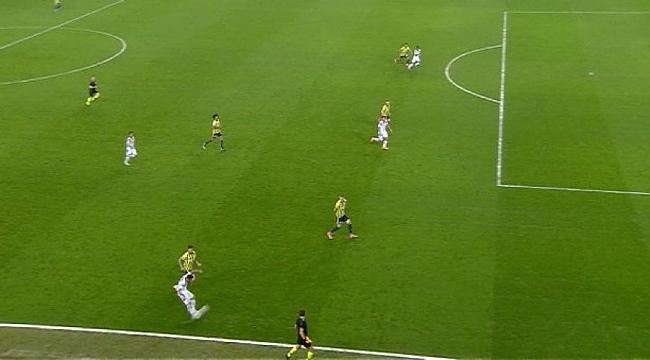 Fenerbahçe'den tepki: Gençlerbirliği'nin golü kesinlikle ofsayt