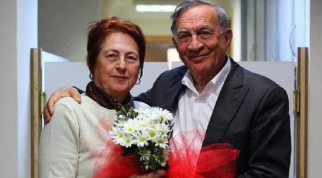 Seyhan Belediye Başkanı Kemal Akay'ın eşi Nesrin Akay hayatını kaybetti