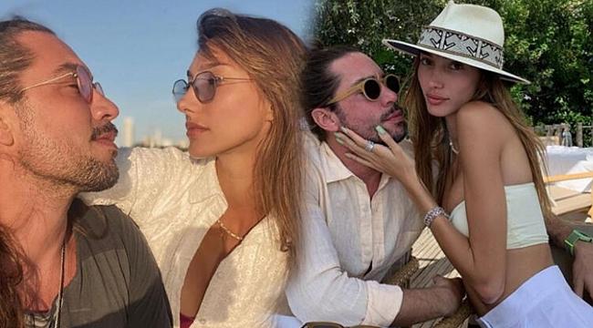 Yiğit Marcus Aral: Şevval Şahin'in bikinili fotoğraflarını ben çekiyorum