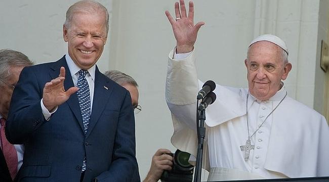 ABD'li Katolik liderler: Joe Biden'ı men etmeyeceğiz