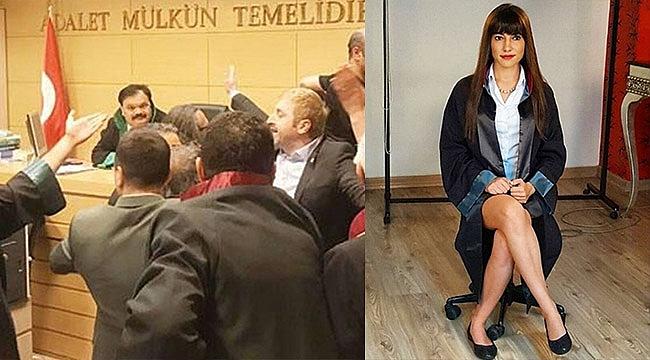 Avukatın etek boyuna karışan hakim Mehmet Yoylu'ya hapis cezası