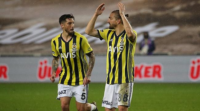 Caner Erkin: Çocukluğumdan beri Fenerbahçeliyim