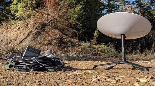 Starlink internet hizmeti yüksek sıcaklıklarda kesiliyor