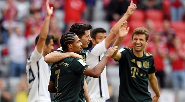 Bayern Münih, Bochum'u 7-0 mağlup etti