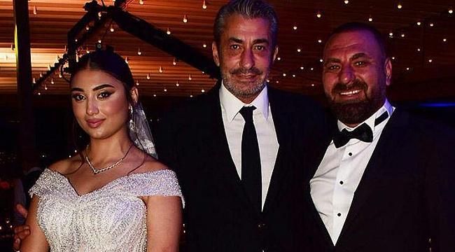 Erkan Petekkaya yeğeninin düğününde ağladı
