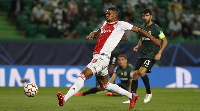 Sporting Lizbon 1-5 Ajax - Özet
